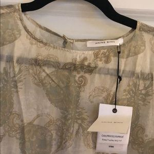 b12ca6f868f Anine Bing Dresses - NWT Anine Bing linen cotton babydoll dress XS